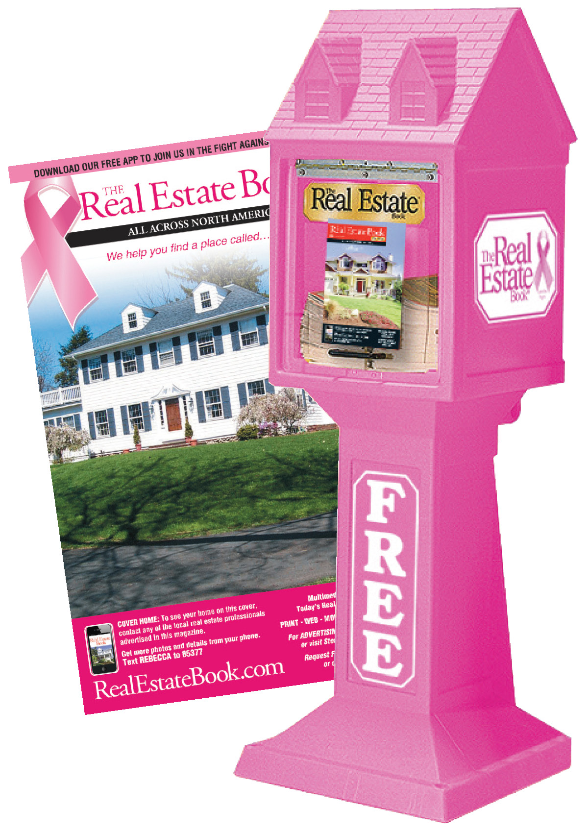 Pink Box and Book
