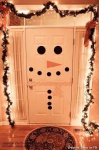 snowmandoor